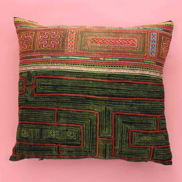 Green Hmong 16×16